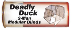 Duck hunting blind; Deadly Duck Blind